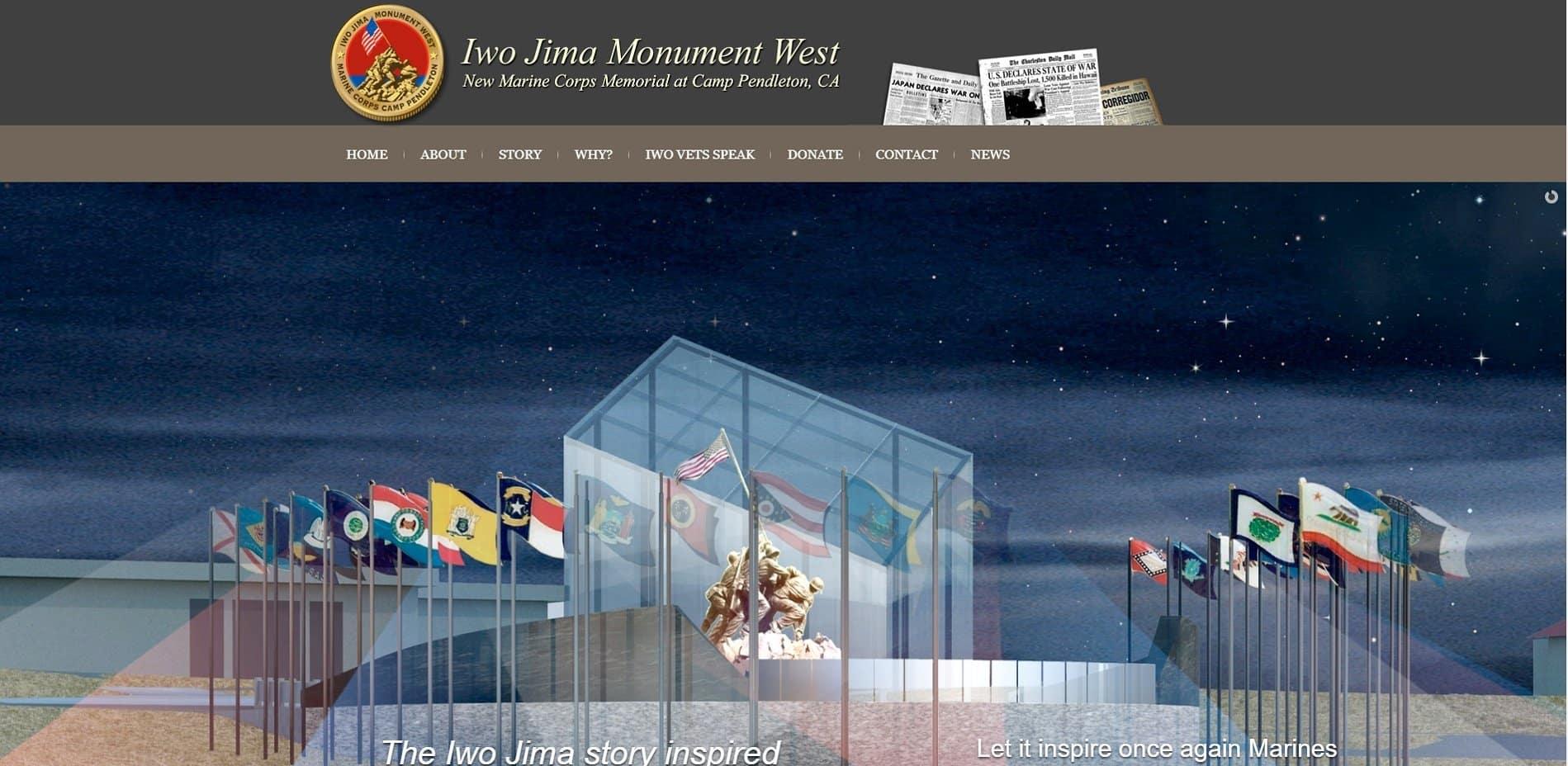 Military Defense Web Design Orange County