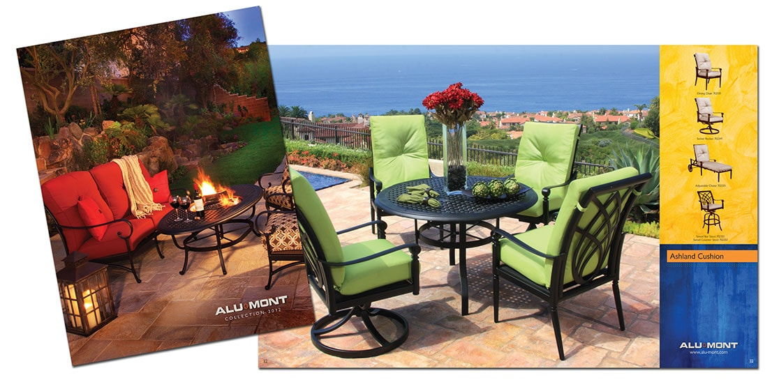 Catalog / Alumont Outdoor Furniture