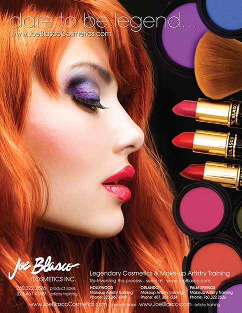 Magazine Ad / Blasco Cosmetics