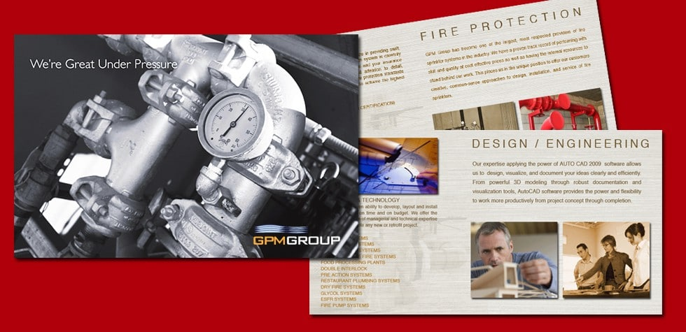 Brochure / Commerical Plumbing