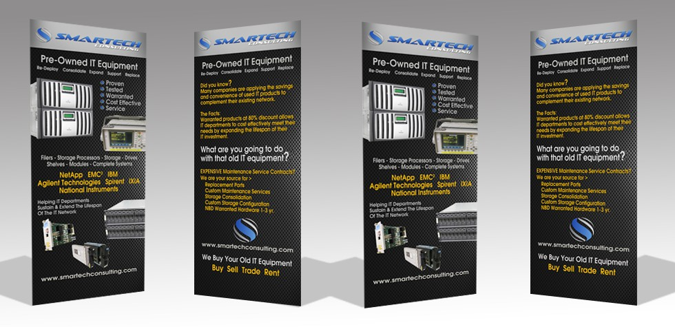 Trade Show Banners / Smartech