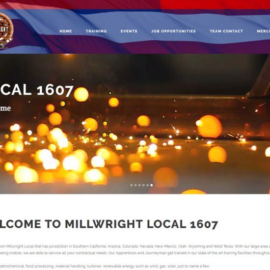 Labor Union Web Design Services