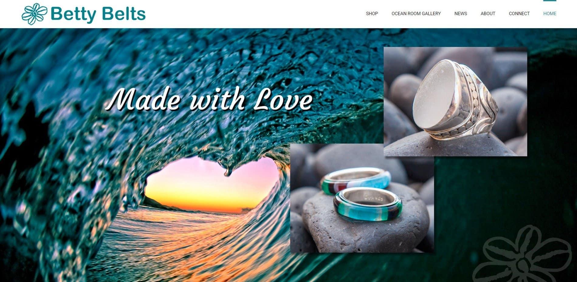 Jewelry Web Design Orange County