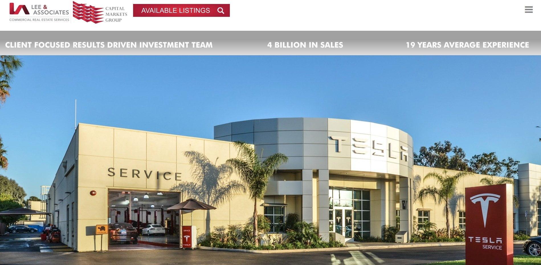 Real Estate Website Design Irvine