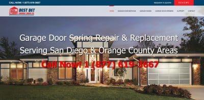 Construction Website Design Irvine