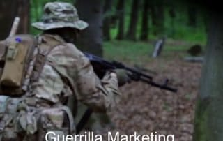 "Guerrilla Marketing - Not a Code Word for ""Cheap"" 1"