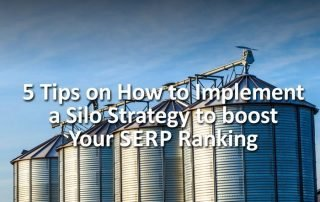5 Tips on How to Implement a Silo Strategy to Boost Your SERP Ranking 2