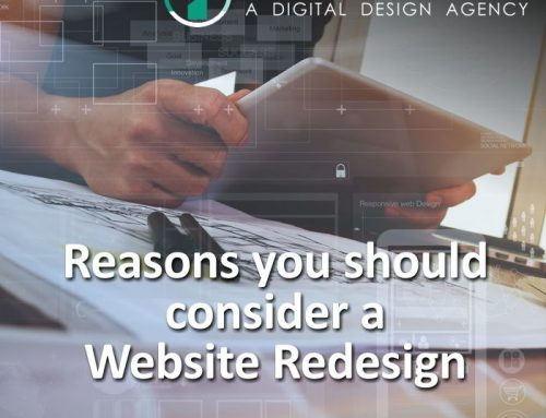 Reasons You Should Consider a Website Redesign
