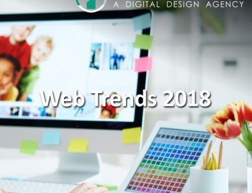 Web Trends for 2018