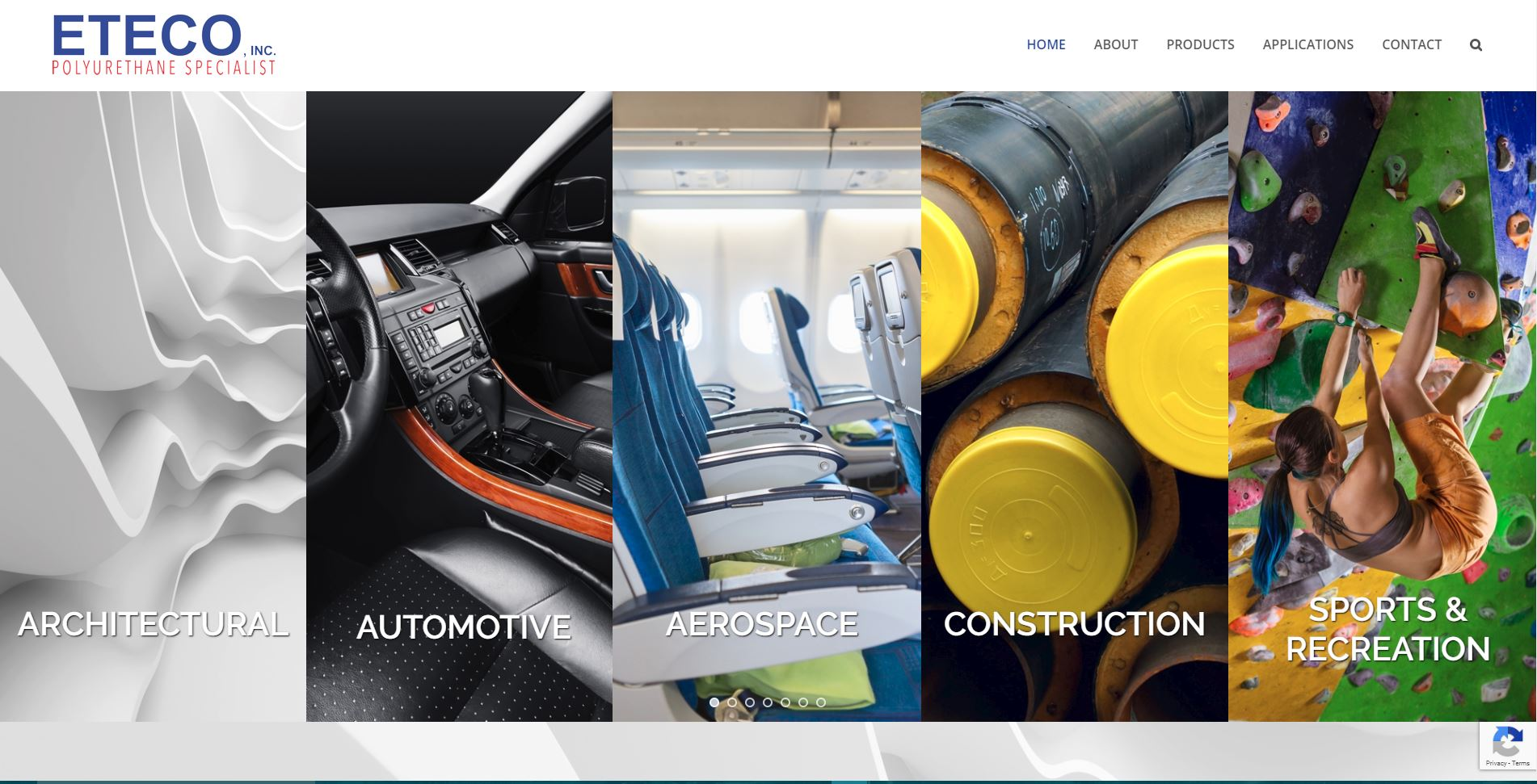 manufacturing web design newport beach