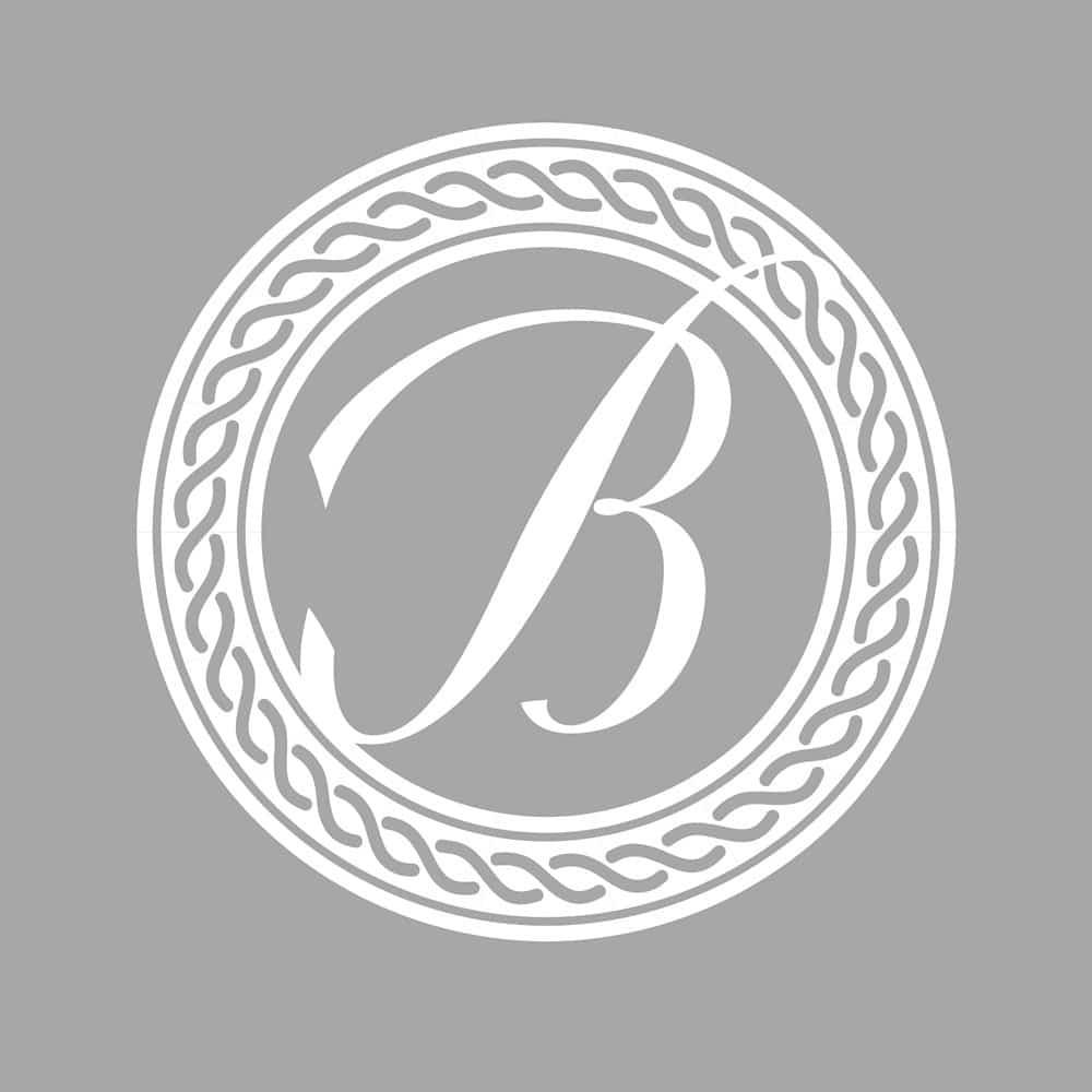 b logo design irvine