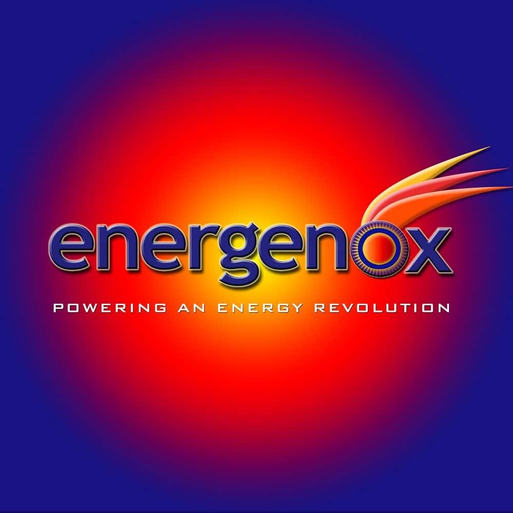 energenox logo design irvine
