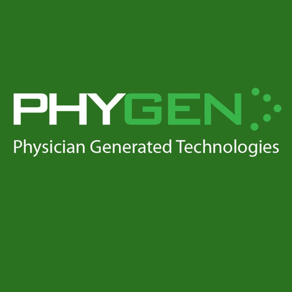 phygen logo design newport beach