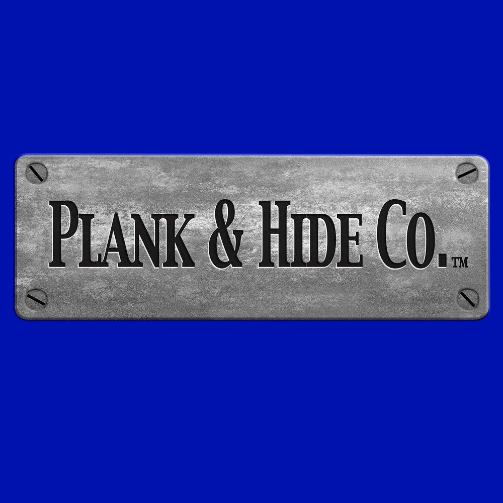 plank logo design irvine