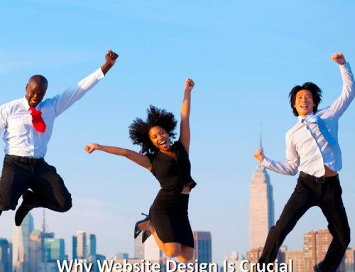 Why Website Design Is Crucial For Business Success
