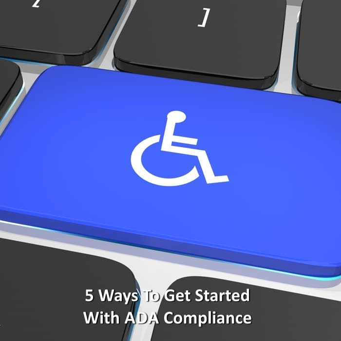 ADA Website Compliance Services Orange County