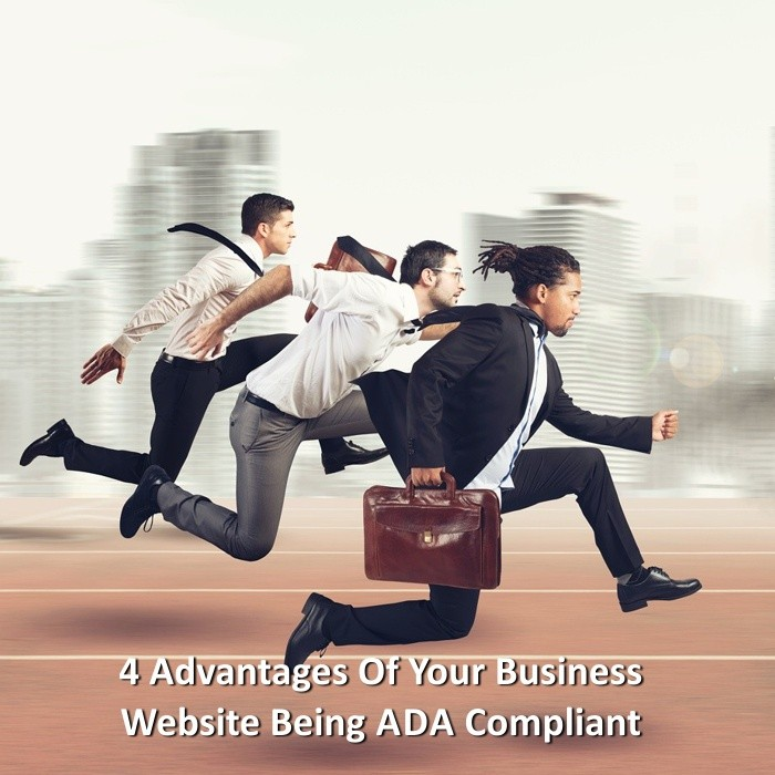 4 Advantages Of Your Business Website Being ADA Compliant