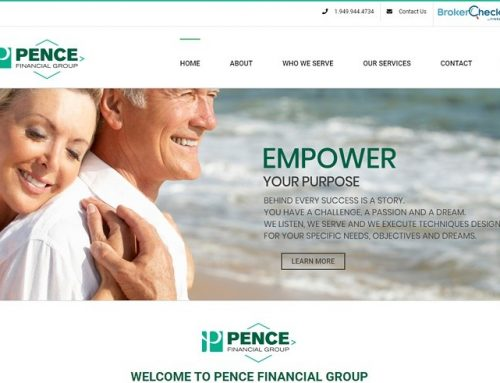 Pence Financial Group
